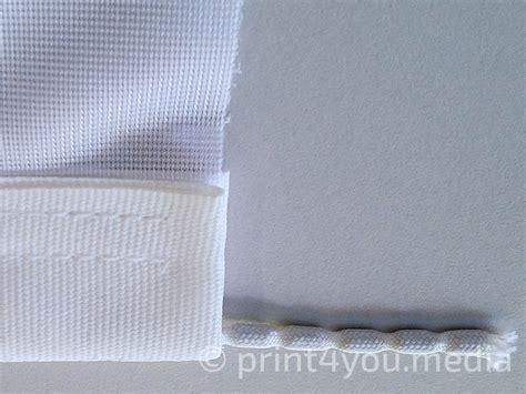 gardinenband zum beschweren print4you media fotos material optionen zubeh 246 r