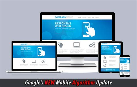 responsive design google update why responsive web design is important blurbpoint