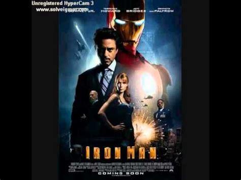 theme song iron man iron man theme song instrumental youtube
