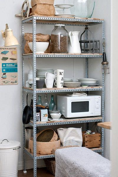 best 25 kitchen shelving units ideas on small