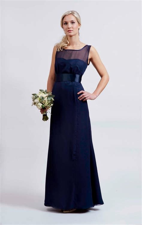 Navy Bridesmaid Dress by Navy Blue Wedding Bridesmaid Dresses Naf Dresses