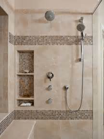 bathroom design tiled shower tile mosaic idea designs gallery