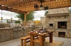 fieri outdoor kitchen images outdoor kitchen