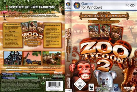the jaguar tycoon books zoo tycoon 2 zoodirektor sammlung d pc covers cover