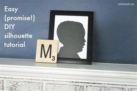 how to have comfortable how to make a silhouette portrait easier than you think