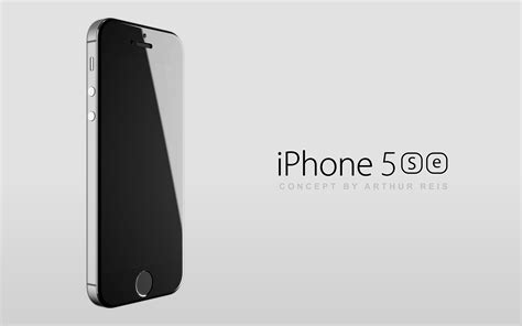 Free Bonus Iphone Se 5se 5 Se 16gb Space Grey Garansi 1 Tahun a new iphone 5se concept based on the rumors so far