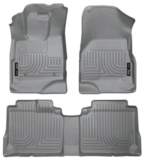 husky weatherbeater all weather floor mats for 2010 chevy