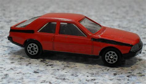 renault fuego black renault fuego model cars hobbydb