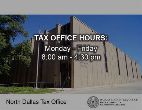County Tax Office by Dallas County Tax Office
