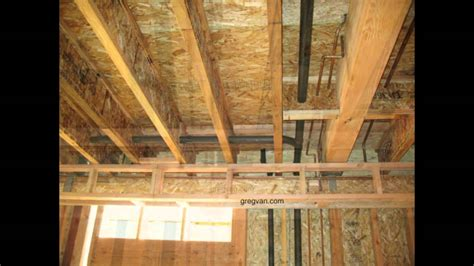 how to build a floor for a house watch this before you build a home with plumbing in the