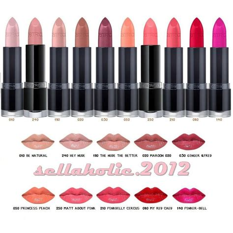 Lipstik Catrice 17 best images about catrice on matte primer fall winter and beat the heat