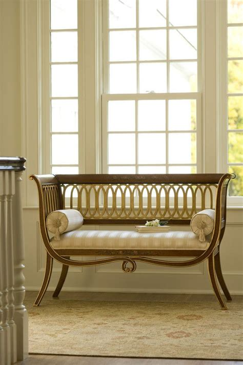 luxury settees 17 best images about chairs benches and settees on