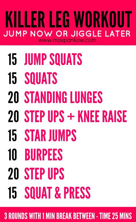 best 25 killer leg workouts ideas on carrie