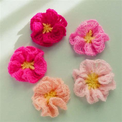 crochet flower pattern easy tutorial flower crochet pattern amelie easy beginner pdf photo by bysol