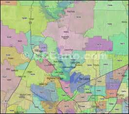 denton zip codes
