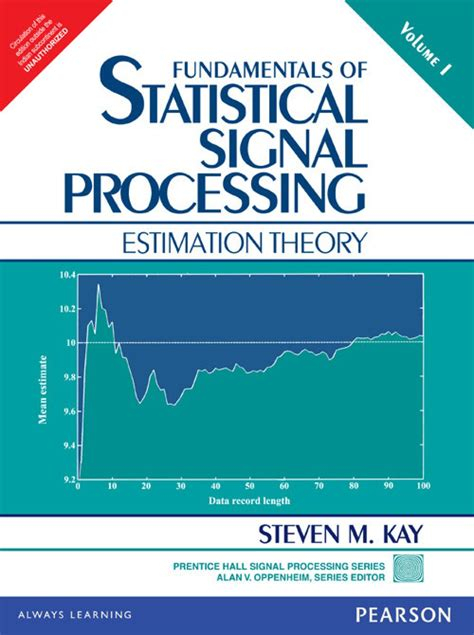 fundamentals of statistical signal processing volume iii paperback books fundamentals of statistical processing estimation theory