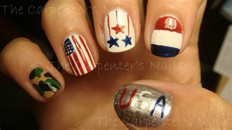 Memorial Day Nail Designs nail design for memorial day everything about