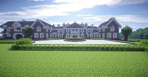 alpine stone mansion homes architecture pinterest stone mansion designful minecraft project