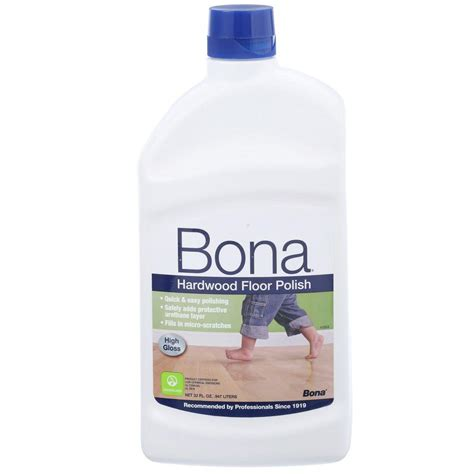 bona 32 oz high gloss hardwood floor wp510051002