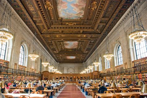 new york public library s iconic rose room reopens in full preservationists push to landmark nypl s rose main reading