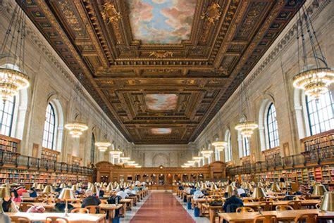 Rose Main Reading Room Closure   NYPL Reading Room
