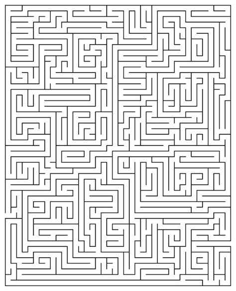 printable math games for adults free printable maze worksheets for adults printable maze
