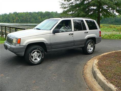 1996 Jeep Grand Mpg 1996 Jeep Grand Laredo For Sale In Greer