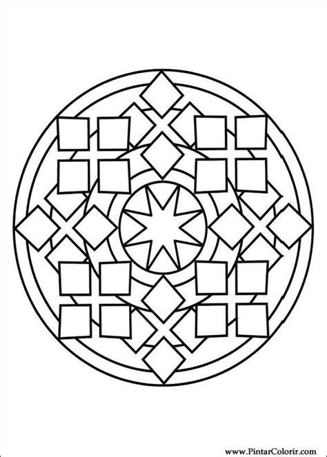 imagenes de mandalas mapuches desenhos para pintar e colorir mandalas imprimir desenho 055