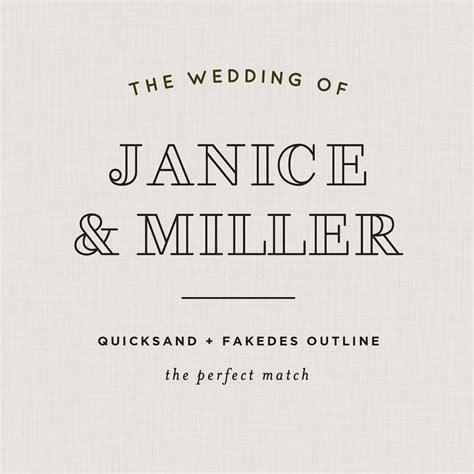 Wedding Font Combinations Free by Best 25 Font Combinations Ideas On Funky
