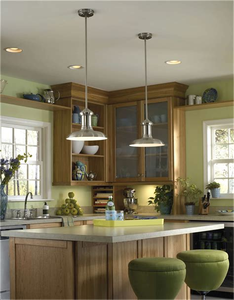 installing kitchen pendant lighting meticulously for