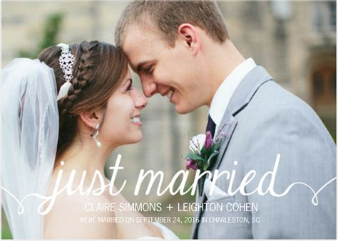 Wedding Announcements Ideas by How To Create Your Wedding Announcement Plus