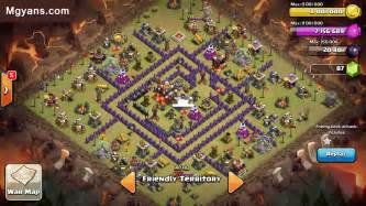 Th10 war base 1 a perpetual layout 171 adw title ad4 hacked by