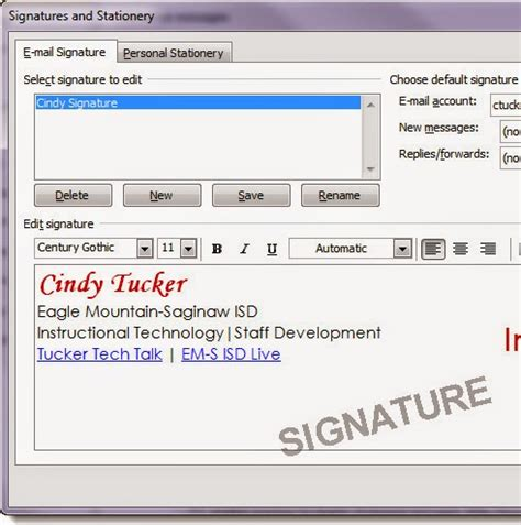 cara membuat email rocketmail 2014 cara membuat signature di outlook ayaxx help s