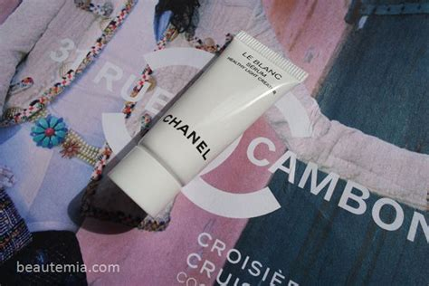 Harga Chanel Le Blanc Serum chanel review gt le blanc serum healthy light creator