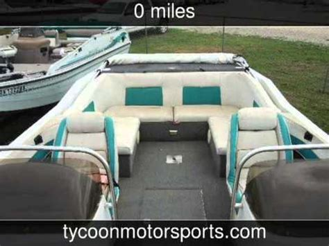 galaxie deck boat for sale 1994 galaxie deck boat used boats kingston ok 2013 04