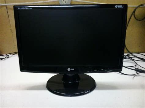 Lcd Monitor Lg Widescreen 19 monitor lcd 19 pol widescreen lg w1946c defeito r 99 00 em mercado livre