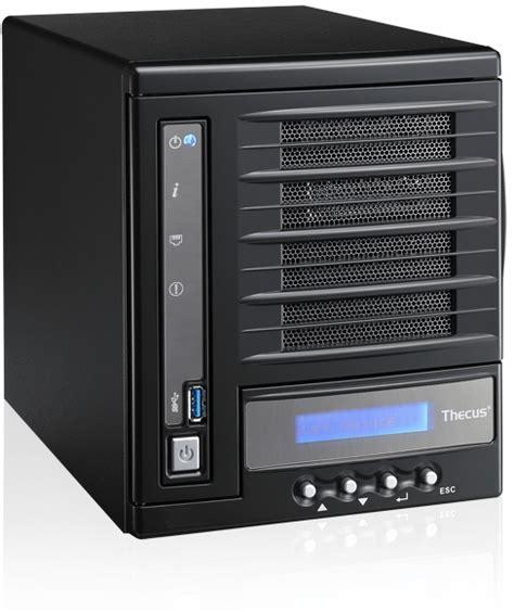 Thecus N4560 16tb 4x4tb thecus n4560 4tb specificaties tweakers