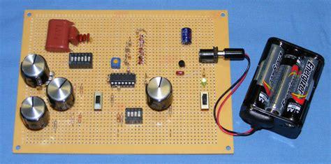 diy function generator circuit using op