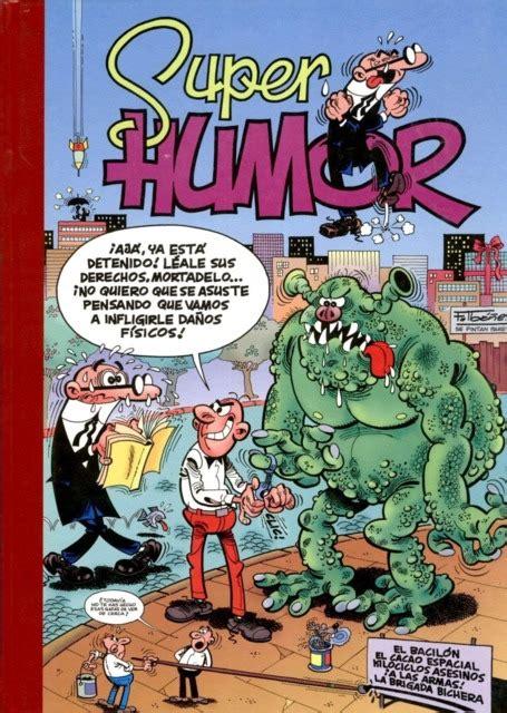 super humor mortadelo n super humor mortadelo 31 issue