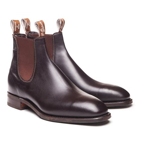 comfort a rm williams comfort craftsman mens boots o c butcher