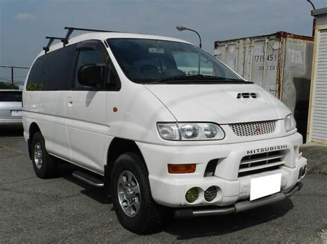 mitsubishi chamonix featured 2000 mitsubishi delica space gear chamonix at j