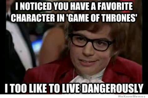 random game of thrones how one handled a random snapchat from a stranger meme collection
