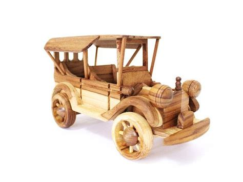 Handmade Wooden Cars - wooden classic car 07 in handmade