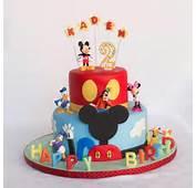 Mickey Maus Torte Bildermickey Bild Und Foto