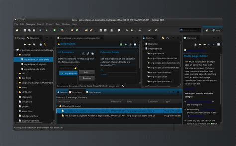 dark theme eclipse ubuntu delorean dark eclipse theme 1 by killhellokitty on deviantart