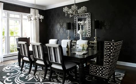 5 best dining room wallpaper decorating ideas tips for