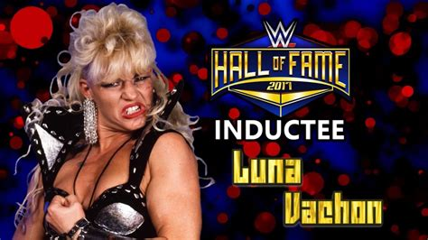 stacy keibler wwe hall of fame luna vachon joins the wwe hall of fame class of 2017