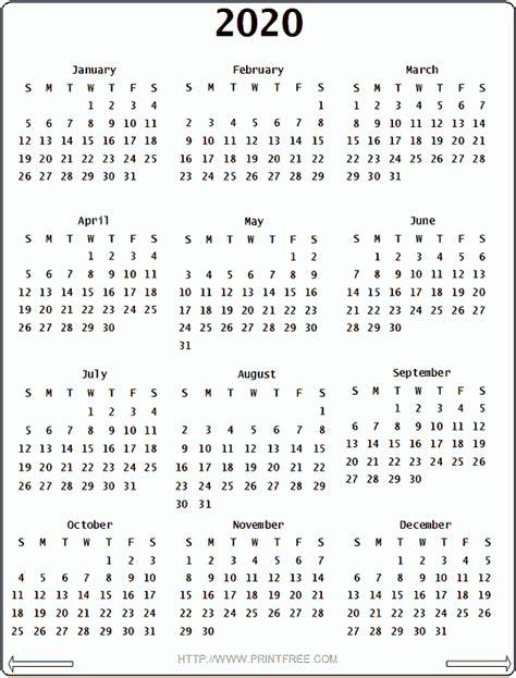 calendar printable yearly calendar yearly calendar  calendar printable