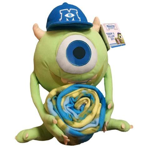Kaos Monsters Inc 13 les 13 meilleures images du tableau monsters pillows sur monsters inc