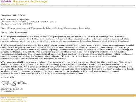 Research Letter Of The Week letter of permission for research